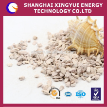 100mg / g de areia natural de zeólita / zeólita de adsorção de amoníaco para melhorar o solo