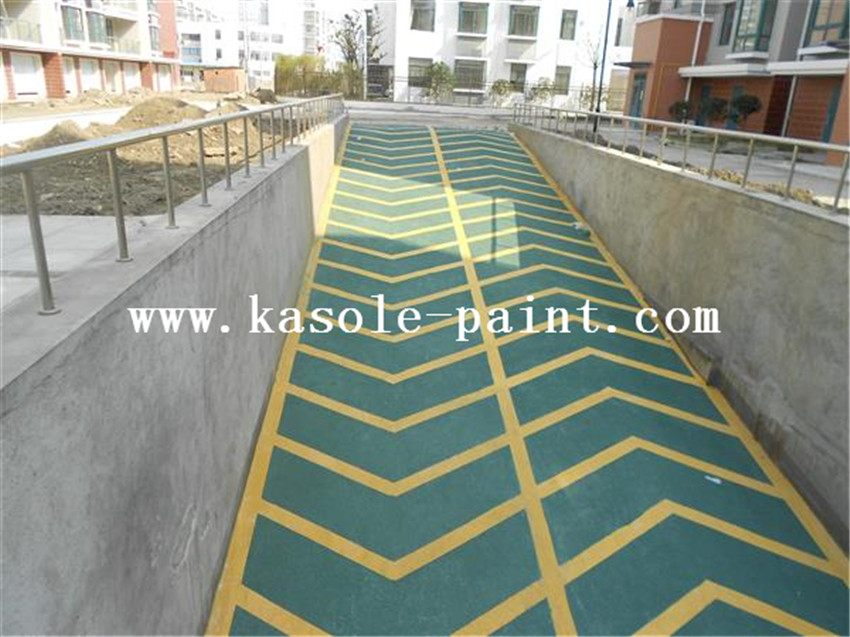 anti slip epoxy paint