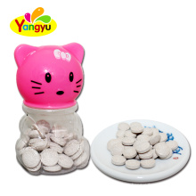 Cat Bottle Packing Fruits Flavors Dextrose Candy Sweets