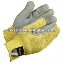 Couper les gants de résistance avec EN standard