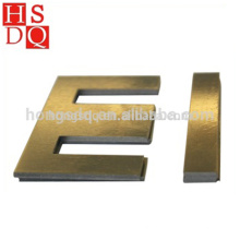 Unterschiedliche Stärke-elektrische Transformator EI Crngo Stahlbleche