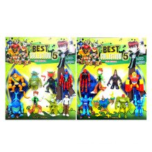 Moda Bonecas Brinquedos Ben 10 Boneca (H6171728)