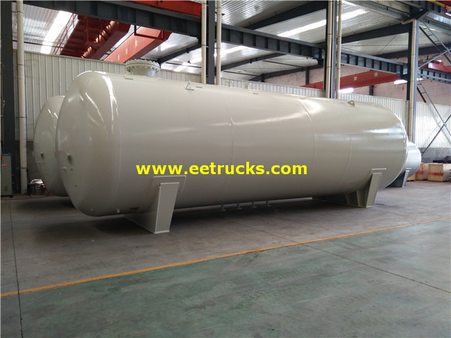 60m3 25ton Domestic Bulk Propane Tanks