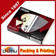 Fournier Bridge 2826 Jumbo Index Plastic Playing Cards (430103)