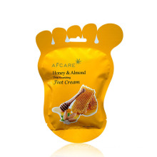 Custom Private Label Natural Organic Lavender Foot Peel Mask Peeling Nourishing Foot Exfoliating Mask