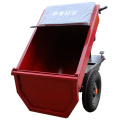 Engineering freight mining electric tricycle