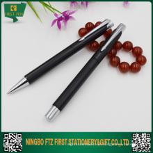 Promoção de caneta metálica para presentes empresariais