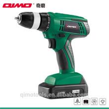 Qimo power drill электрическая замена литиевой батареи для аккумуляторной дрель-батареи 18в 1009 18в 10мм 0-350р / м