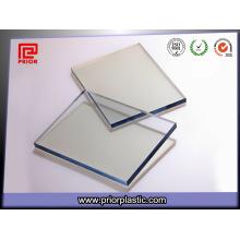 Material extremadamente duradero Hoja de policarbonato transparente (PC)