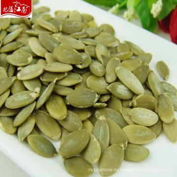 Alta calidad al por mayor nuevas semillas de calabaza sin procesar