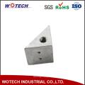 Certificado Ts16949 aluminio fundido a medida