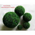 Grass ball Decorative Plastic Artificial Grass Ball