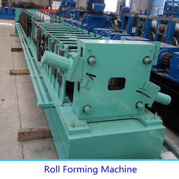 Galvaniserad Downspout Roll Forming Machine