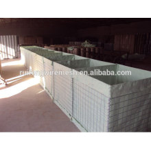 Gabion / Hesco Barrier / Stone Basket Wall Fabricant, fournisseur