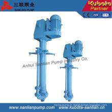 Sp Pompe à boue centrifuge verticale haute pression