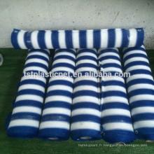 Hot vente coloré HDPE en plastique balcon protection contre le vent net