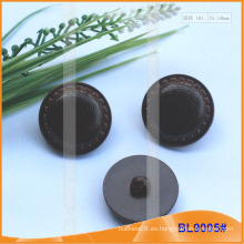 Imitar el botón de cuero BL9005