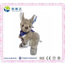 Австралия Кенгуру маленького размера Плюшевые мягкие игрушки
