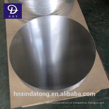 Placa de Círculo de Alumínio por Sublimação