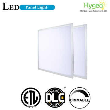 DLC Listed 120LM/W 3000K LED Flat Panel Light