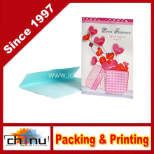 Wedding/Birthday/Christmas Greeting Card (3313)