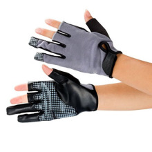 Non Slip Fishing Equipment Mesh Fish Gloves