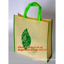 Sac à dos avec cordon, sac à cordon polyester non tissé, sacs non tissé laminé de Laser de toile de coton