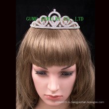 Новые модные головные уборы хрустальные принцессы тиары
