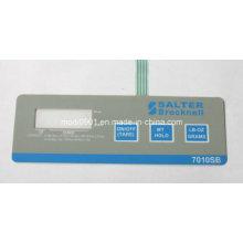 Panneau de contact à membrane L pour système de sécurité