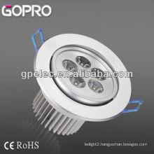 5x1W LED Ceiling Lamp