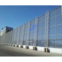 Professional Produce Metal Dust Barrier of 15 Years Factory