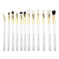 12PC  Professional Makeup Eye Brush Set