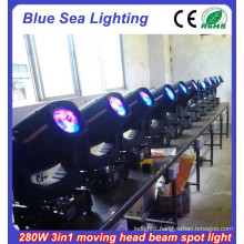 factory price 280w 10r beam stage light moving head lights for sale