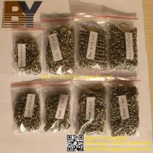 Récureuse à chaînes en acier inoxydable