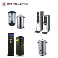 Caldera de agua caliente eléctrica comercial con café y té para el hotel / cafetería
