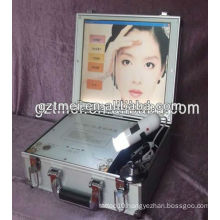 portable skin analyzer device for salon
