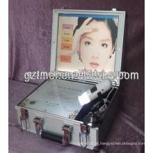 Dispositivo portátil do analisador da pele para o salão de beleza