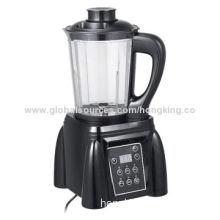 Kitchen Blender with Cooker, Blender, Crusher, Juicer, Heating, Keep Warm Boiling, Grinder Functions