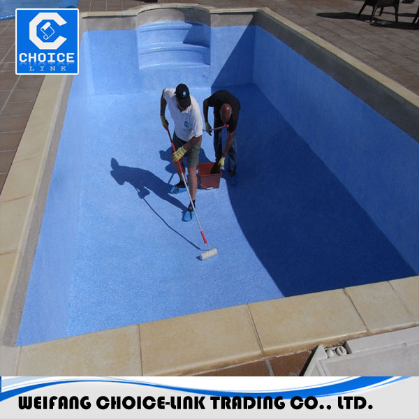 one component PU waterproofing coating for swimming pool