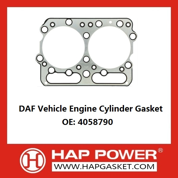 DAF Vehicle Cylinder Head Gasket 4058790