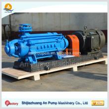 Cabeça alta de alta pressão da caldeira de vapor de alimentação de vários estágios da bomba de água quente