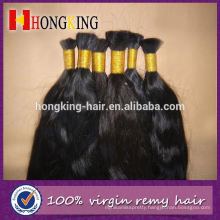 Virgin Color No Chemical Virgin Human Hair Bulk