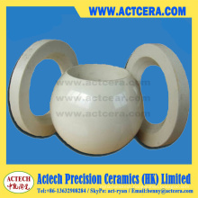 99%/99.5% Al2O3/Alumina Ceramic Ball Valves and Seats