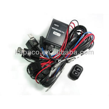 Professional solution Radio Controlled Wiring Harness For car ,truck and offroad