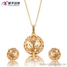 Xuping Simple vente chaude mode bijoux Set dans le prix de gros -63663
