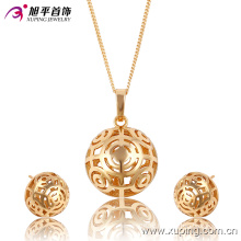 Xuping простой горячая Продажа ювелирных изделий мода набор по оптовой цене -63663