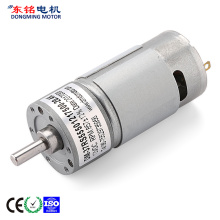 12v 100 rpm DC-motorreductor