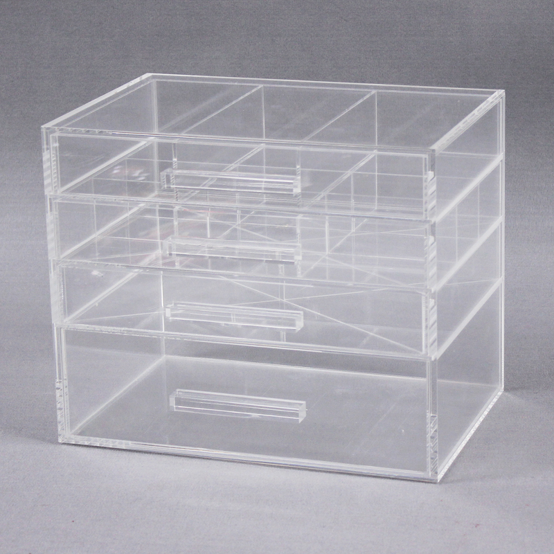Clear Beauty Organiser