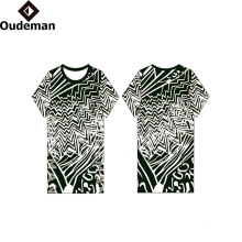 2017 custom cotton dri fit blank custom t-shirt wholesale