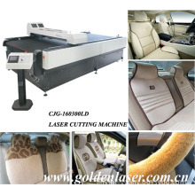 Automotive Upholstery Fabric PVC Leather Laser Cutting Machine for Car Seat Cover (CJG-160300LD)